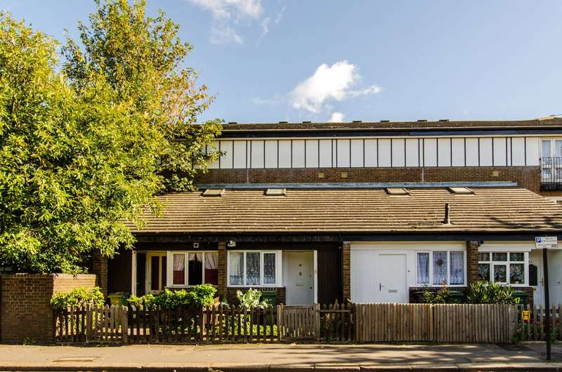 3 Bedrooms House for sale in Railton Road, Herne Hill, SE24