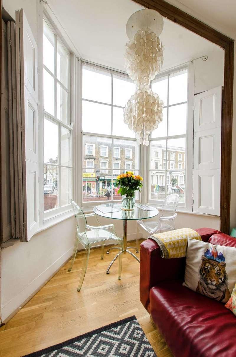 2 Bedrooms Maisonette Flat for sale in Coldharbour Lane, Brixton, SE5