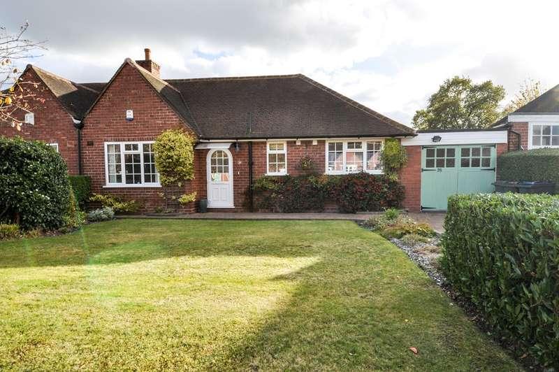 3 Bedrooms Bungalow for sale in Green Meadow Road, Bournville Village Trust, Birmingham, B29