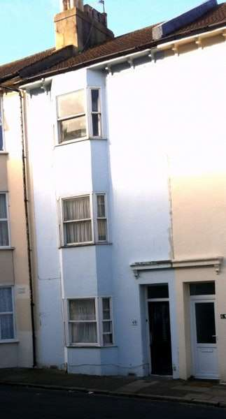 5 Bedrooms Terraced House for rent in St. Martin's Place, Brighton, East Sussex, BN2
