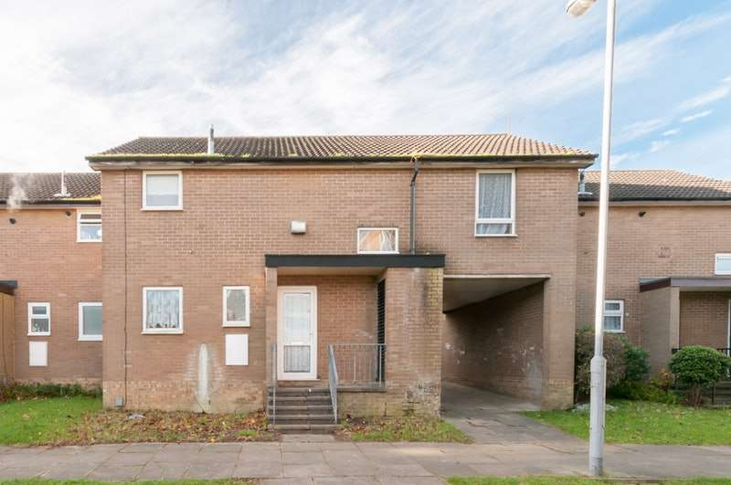 4 Bedrooms Terraced House for sale in Olympic Close, Luton, Bedfordshire, LU3