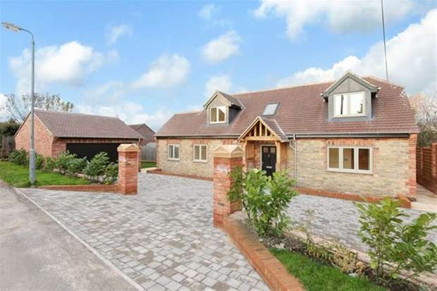 4 Bedrooms Detached House for sale in Gipsy Lane