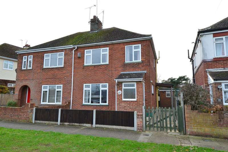 3 Bedrooms Semi Detached House for sale in South Street, South Tankerton, Whitstable