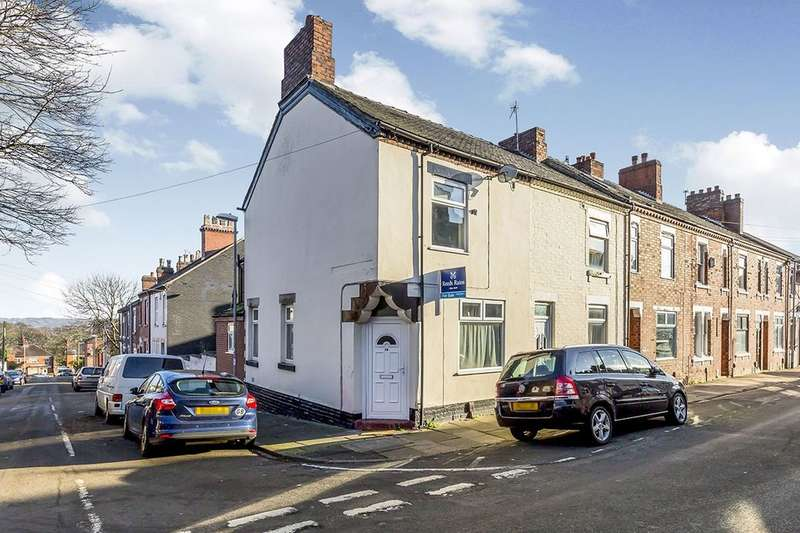 3 Bedrooms Terraced House for sale in Westland Street, Stoke-On-Trent, ST4