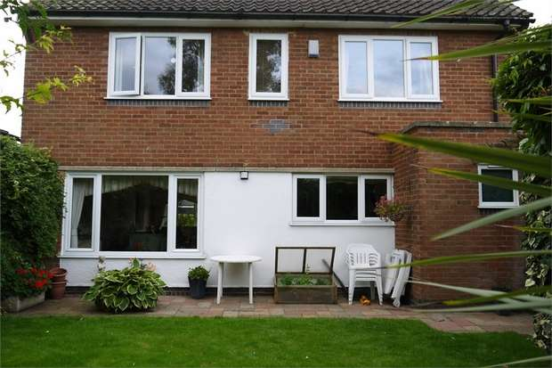 4 Bedrooms Detached House for sale in Halford Road, Kibworth Beauchamp, LEICESTER