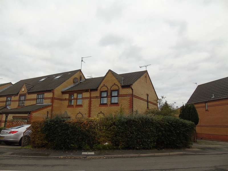 2 Bedrooms End Of Terrace House for sale in Fonthill Place, Cardiff