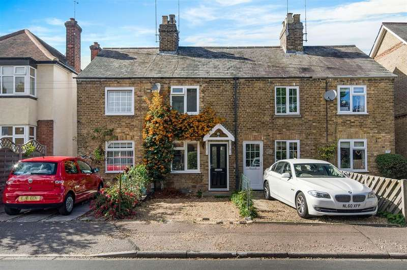 2 Bedrooms Detached House for rent in Duncombe Road, Hertford