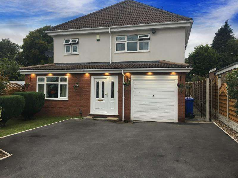5 Bedrooms Detached House for sale in Reservoir Road, Woolton, Liverpool, L25 6HR