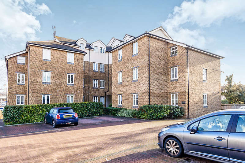 2 Bedrooms Flat for sale in Priory Place, Dartford, DA1