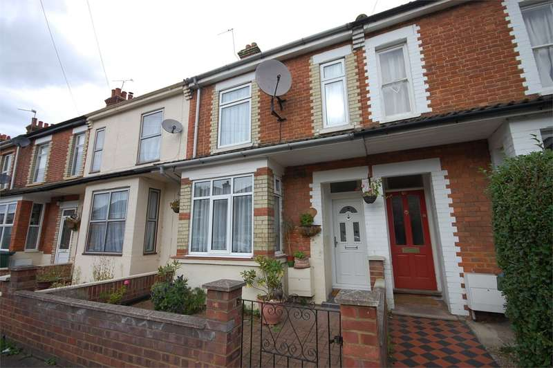3 Bedrooms Terraced House for sale in Willow Road, Aylesbury, HP19