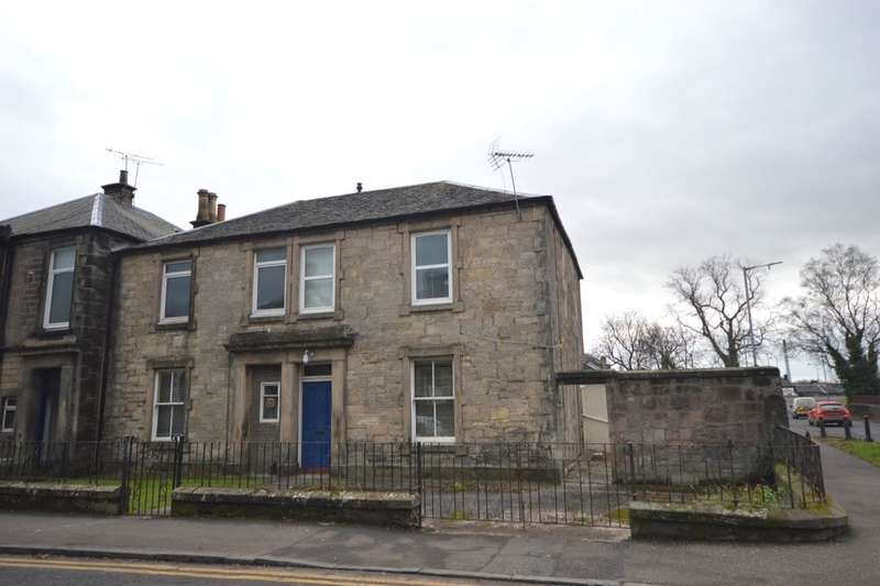 2 Bedrooms Flat for sale in Kellie Place, Alloa, FK10