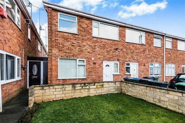 3 Bedrooms End Of Terrace House for sale in Simon Close, West Bromwich, West Midlands