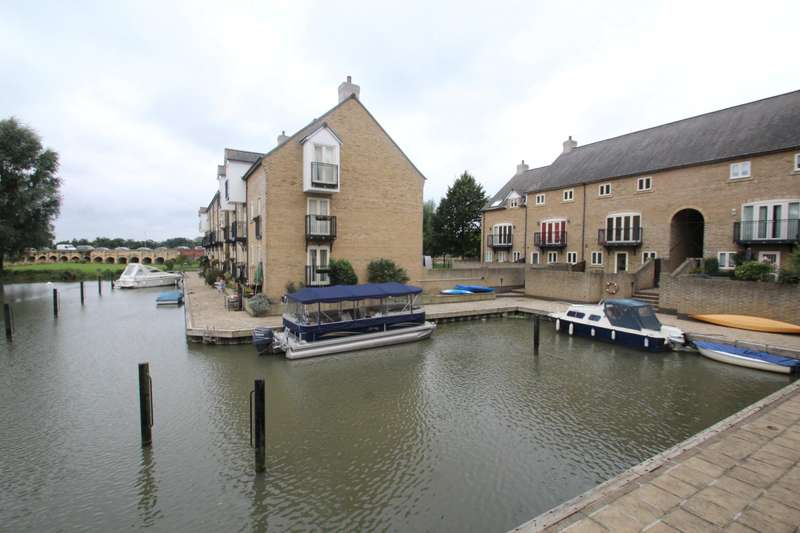 3 Bedrooms Terraced House for rent in Mill Quay, Enderbys Wharf, St Ives