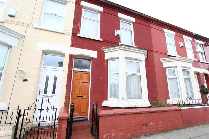 3 Bedrooms Terraced House for sale in Southbank Road, Fairfield, Liverpool