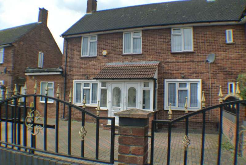 4 Bedrooms Semi Detached House for sale in North Hyde Lane, Southall, UB2