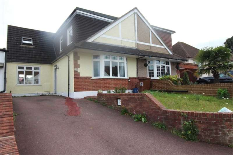 4 Bedrooms Bungalow for sale in Woodlands Road, Gillingham
