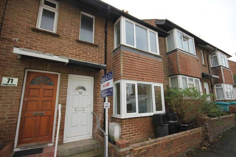 3 Bedrooms Terraced House for rent in Evelyn Avenue, Newhaven, East Sussex, BN9 9SG