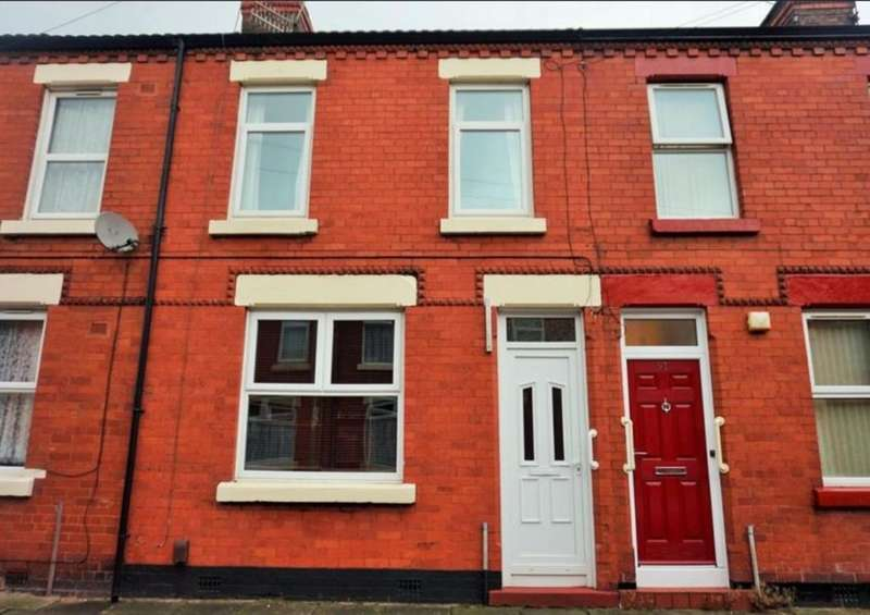 2 Bedrooms Terraced House for sale in Lincoln Street, Garston, Liverpool, L19