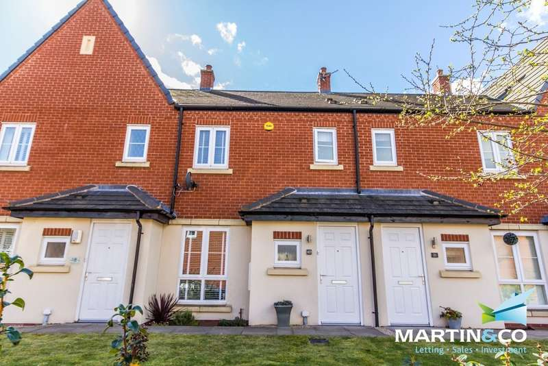 3 Bedrooms Terraced House for rent in Nightingale Close, Edgbaston, B15