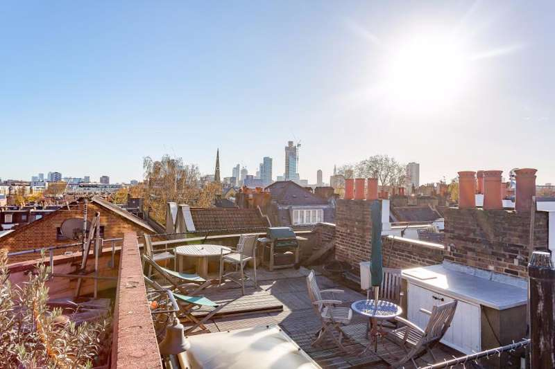 3 Bedrooms Terraced House for sale in Islington Green, N1