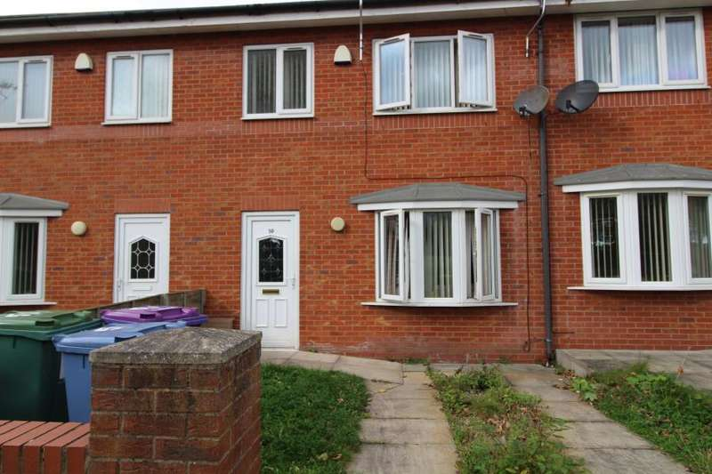 3 Bedrooms Terraced House for sale in Parade Crescent, L24