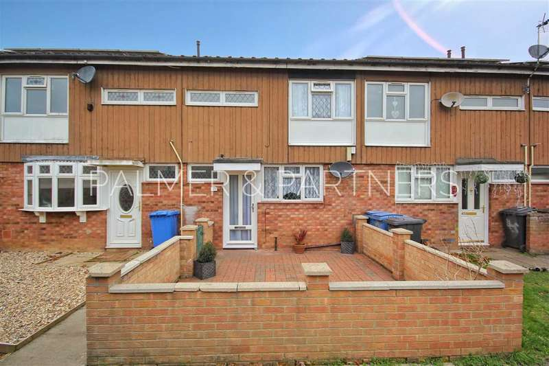 3 Bedrooms Terraced House for sale in Beatty Road, Sudbury
