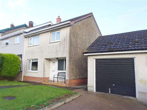 3 Bedrooms End Of Terrace House for sale in 91 Coleshill Park