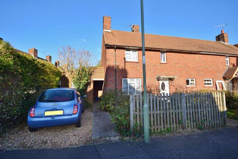 3 Bedrooms Semi Detached House for sale in South Ham, Basingstoke, RG22