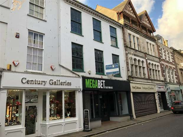 Commercial Property for sale in BARNSTAPLE