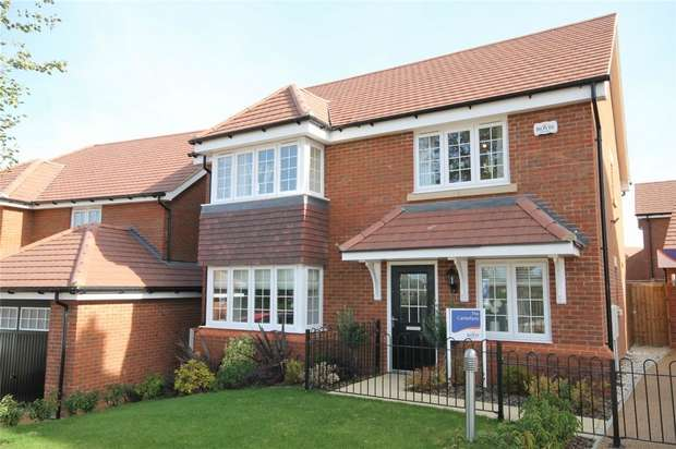 4 Bedrooms Detached House for sale in The Canterbury, St Marys, King Fields, Biddenham