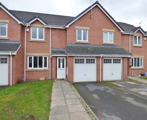 3 Bedrooms House for sale in Stanbridge Close, Great Sankey, Warrington