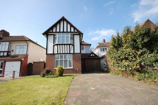 4 Bedrooms Detached House for rent in Pickhurst Lane, WEST WICKHAM, Kent