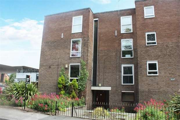 2 Bedrooms Flat for sale in Grassendale Court, Liverpool, Merseyside