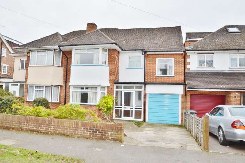 4 Bedrooms Semi Detached House for sale in Mulberry Drive, Langley, SL3