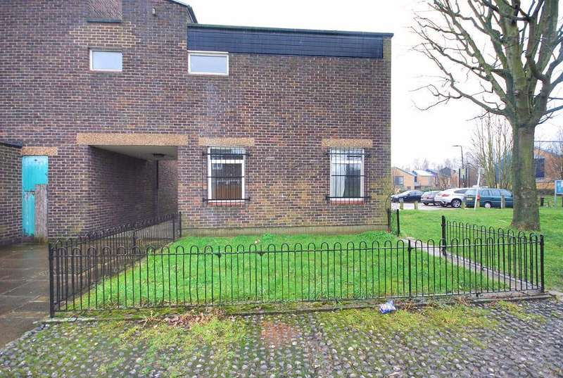 3 Bedrooms House for sale in MARTLET GROVE, NORTHOLT, MIDDLESEX, UB5 6ES