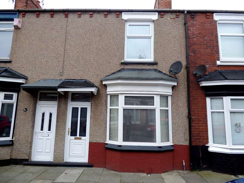 3 Bedrooms Terraced House for sale in Fitzwilliam Street, Redcar
