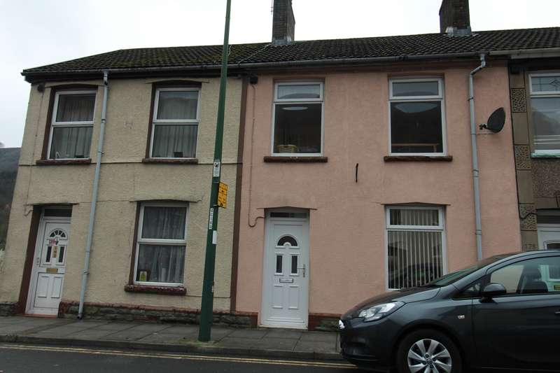 Terraced House for sale in Marine Street, Cwm, Ebbw Vale, NP23