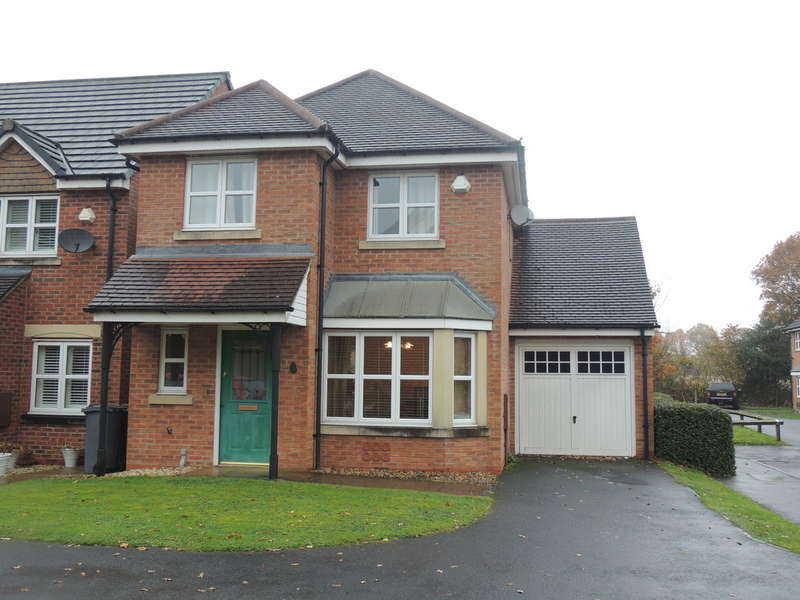 3 Bedrooms Detached House for sale in Rashwood Close, Hockley Heath, Solihull