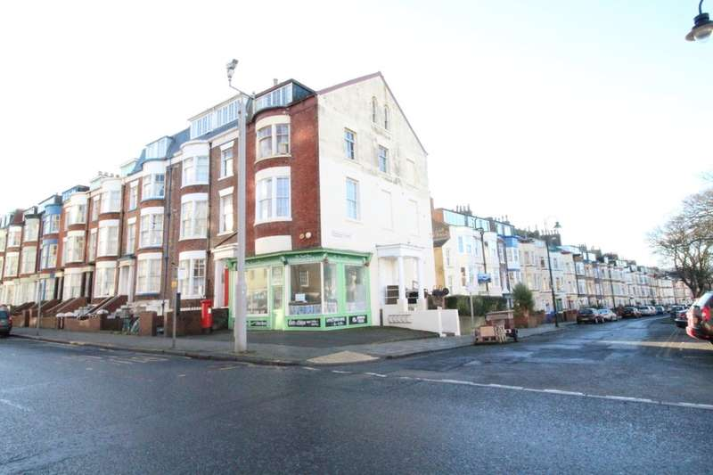1 Bedroom Flat for sale in North Marine Road, Scarborough, YO12