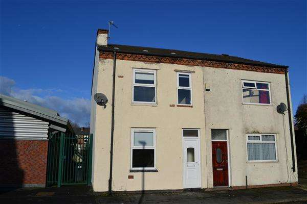 3 Bedrooms End Of Terrace House for sale in Syresham Street, Platt Bridge