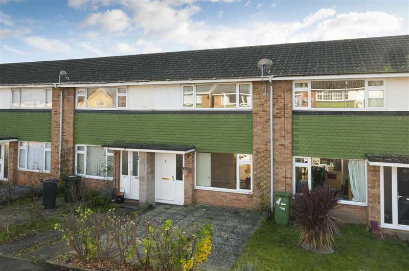 2 Bedrooms Terraced House for sale in Stockbury Drive, Maidstone