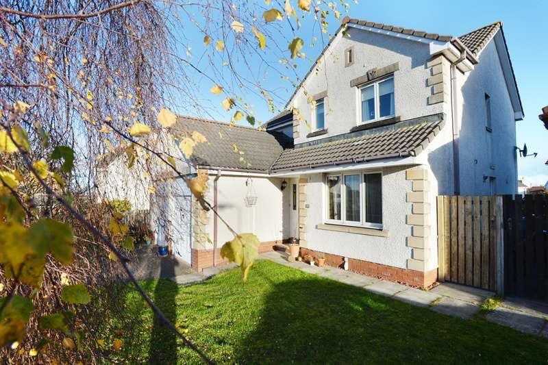 4 Bedrooms Detached House for sale in Cypress Glade, Livingston, West Lothian, EH54 9JH