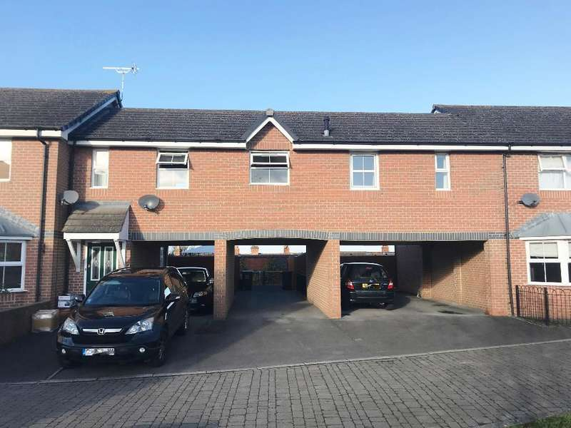 2 Bedrooms Apartment Flat for rent in St Austell Way, Swindon, Wiltshire, SN2 2DF