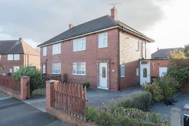 3 Bedrooms Semi Detached House for sale in Dublin Road, Doncaster, South Yorkshire, DN2