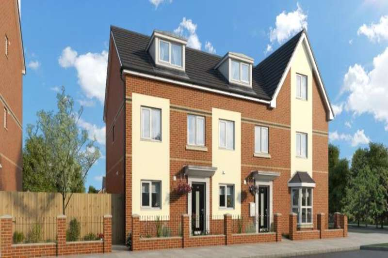 3 Bedrooms Semi Detached House for sale in Glaisher Street, Liverpool, L5