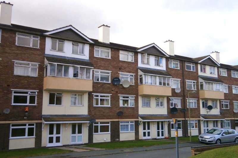 3 Bedrooms Flat for sale in Crestwood Court, Oswestry, SY11