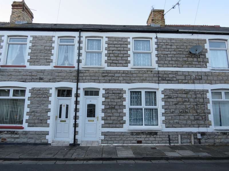 3 Bedrooms Terraced House for sale in Melrose Street, Barry