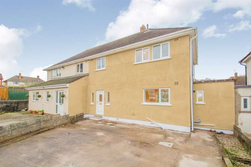 3 Bedrooms Semi Detached House for sale in Crundale Crescent, Llanishen, Cardiff