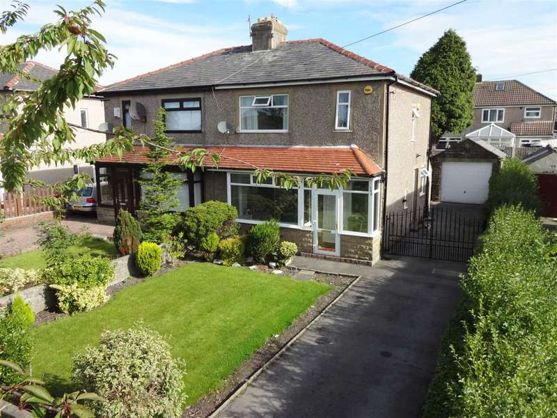 3 Bedrooms Semi Detached House for sale in Wrose Road, Wrose, Bradford