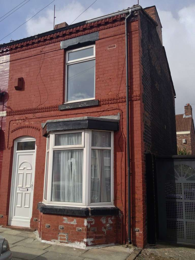 2 Bedrooms End Of Terrace House for sale in Enfield Road, Old Swan, Liverpool, L13